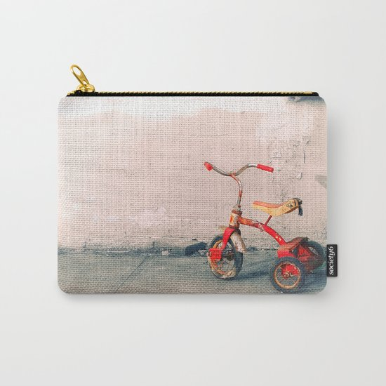 Childs Vintage Tricycle Carry-All Pouch