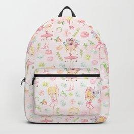 Little Ballerina Dance Backpack