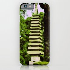 Japanese Pagoda iPhone 6s Slim Case