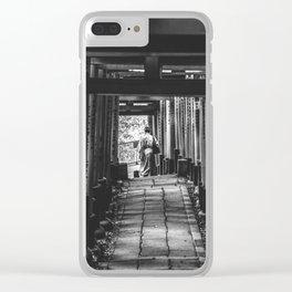 Fushimi Inari Clear iPhone Case