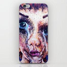 Torn iPhone Skin