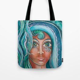 LADY OF LOURDES Tote Bag