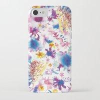 marine iPhone & iPod Cases featuring MARINE by BluePurple