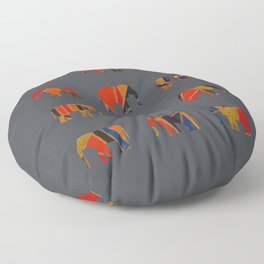 olifante Floor Pillow