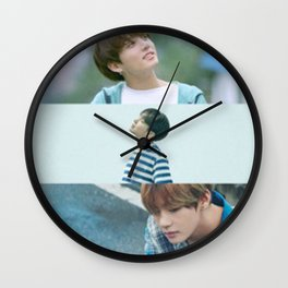 BTS LOVE YOURSELF Wall Clock
