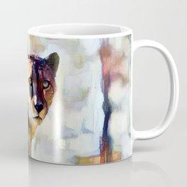 Your Cheetah Eyes Coffee Mug