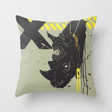 Trophy Kill Throw Pillow