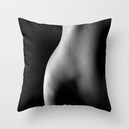 Nude Art Lucka Throw Pillow