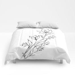 Florecer Comforters