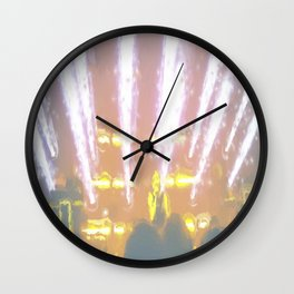 A Little Light Wall Clock