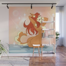 The Witch (Peepoodo) Wall Mural