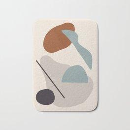 Abstract Shapes 11 Bath Mat