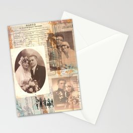 And They Lived Happily Ever After... Stationery Cards