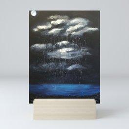 Silver Thunder Mini Art Print