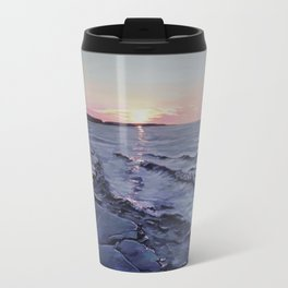 Craig Leith - 2017 - Acrylic on Canvas - Michael G. Wilson Travel Mug