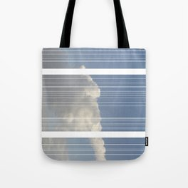 Lining of the Sky Tote Bag