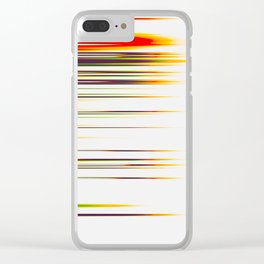 Graph Clear iPhone Case