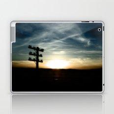 Sunset on the Road Laptop & iPad Skin