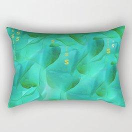 Under water gg Rectangular Pillow