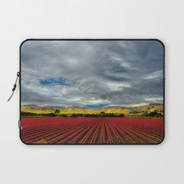 Marigold Field Laptop Sleeve