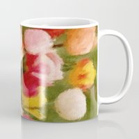 tulips Mugs featuring *Tulips* by Mr and Mrs Quirynen