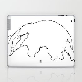 Badger Badger Laptop & iPad Skin