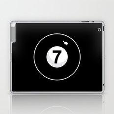 Black Seven Laptop & iPad Skin