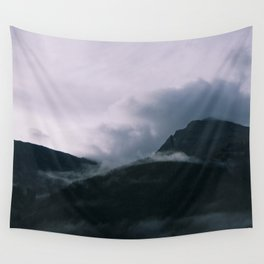 Cloud Collision - Silverton CO Wall Tapestry
