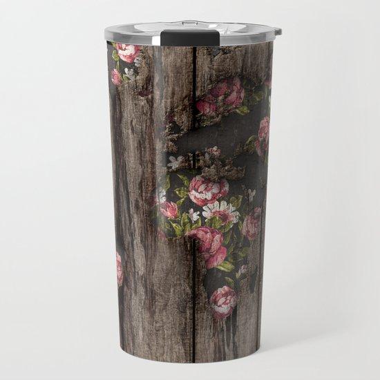 Wood Flowers Mapamundi by maximilian