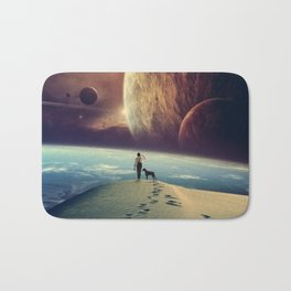 Explorer Bath Mat