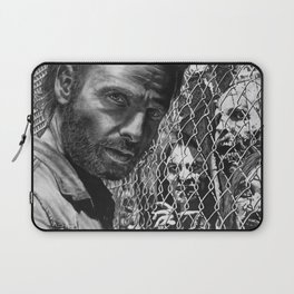 Rick and the Walkers Laptop Sleeve
