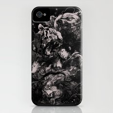 Sleep with Gods iPhone (4, 4s) Slim Case