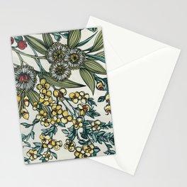 Australian Native Floral Stationery Cards