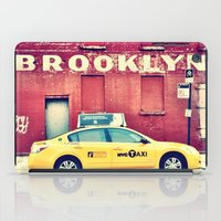 brooklyn iPad Cases featuring Brooklyn  by Pinkspoisons