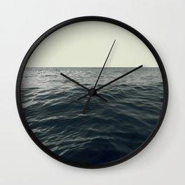 Mare e Pistacchio Wall Clock