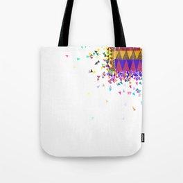 Sanaa Explosion Tote Bag