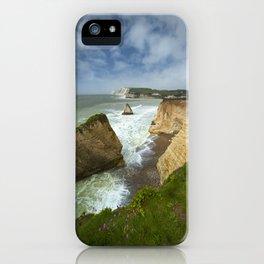 Isle Of Wight Seascape iPhone Case