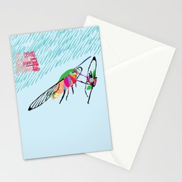 Bringing what I got [MOTH] [COLORS] [RAIN] [GIVEN] [GIVE] Stationery Cards