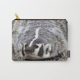 Mr. Badger Carry-All Pouch