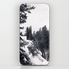 Snowy Trees iPhone & iPod Skin