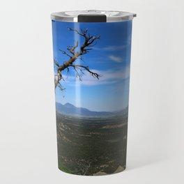 Overlooking The Valley Travel Mug
