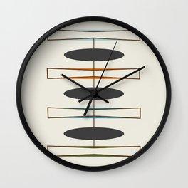 Mid-Century Modern 1.1 Wall Clock