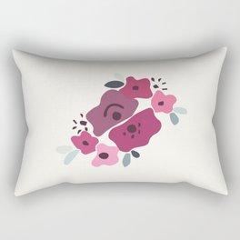 Spring is around the corner Rectangular Pillow