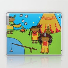 Indians Laptop & iPad Skin