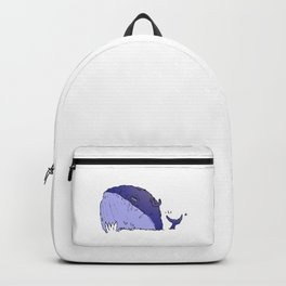 Monique Soiffard Backpack