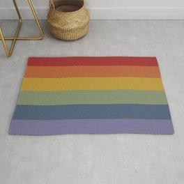 Pretty Rainbow Baby Rug