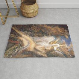 Gustave Moreau - Leda Rug