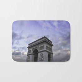 The Arc de Triomphe de l'Etoile Bath Mat