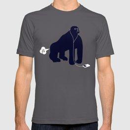 Evolution of noise pollution T-shirt