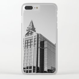 200 State Clear iPhone Case